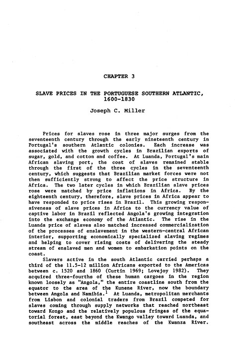 Professional Essay Writing Help  Africans In Bondage Studies In Slavery And The Slave Trade  Essays In  Honor Of Philip D Curtin On The Occasion Of The Twentyfifth Anniversary  Of  Dances With Wolves Essay also Essay On Prohibition Africans In Bondage Studies In Slavery And The Slave Trade  Essays  Causes Of Civil War Essay