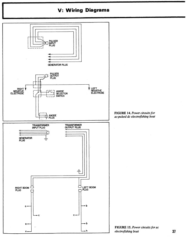 wiring diagrams for electrofishing boats - wiring diagrams for, Wiring diagram