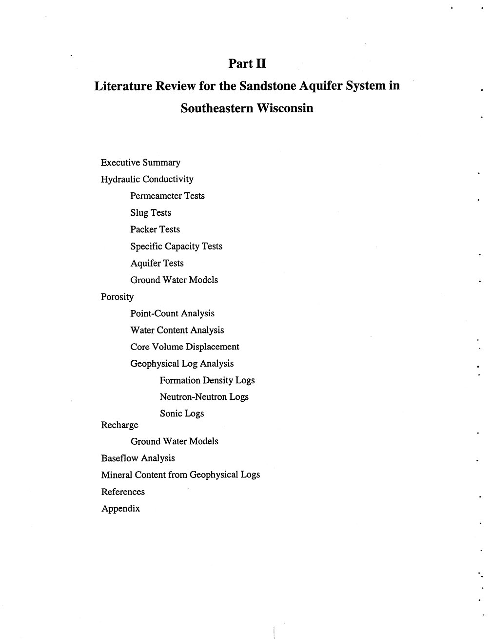 literature review natural resources competing claims on natural resources