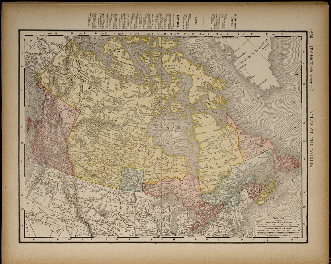 History rand mcnally cos new indexed atlas of the world history rand mcnally cos new indexed atlas of the world containing large scale maps of every country and civil division upon the face of the globe gumiabroncs Image collections