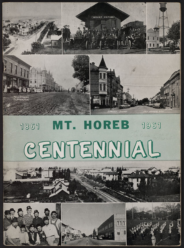 Mount Horeb Area History - Recollection Wisconsin